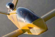 SubSonex personal Jet aircraft