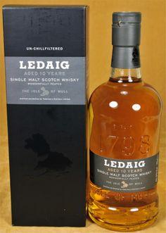 Ledaig Whisky 10 y.o.