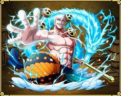 Eneru, Lightning Incarnate 200,000,000 Volt Amaru