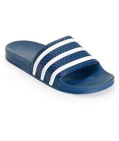 8c2e8358cb98e2 adidas Adilette Slides Adidas Sandals