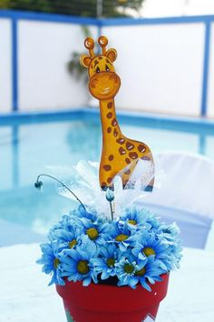 Cute centerpieces that are simple and inexpensive