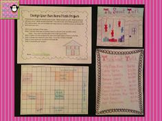 Design A Store Math Project $