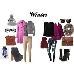 """Winter"" by telley-m-jay on Polyvore"