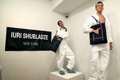 Vanessa Susana: Iuri Shubladze Spring/Summer 2015 Presentation #NYFW