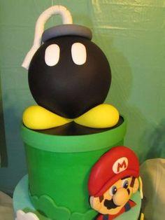 Super Mario Bros. Birthday Party | CatchMyParty.com