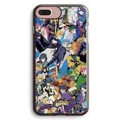 Jojo's Bizarre Adventure 3 Apple iPhone 7 Plus Case Cover ISVE031