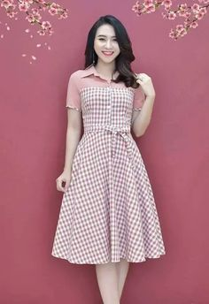 Swans Style is the top online fashion store for women. Shop sexy club dresses, jeans, shoes, bodysuits, skirts and more. Simple Dresses, Cute Dresses, Beautiful Dresses, Casual Dresses, Girls Dresses, Modest Fashion, Fashion Dresses, Vestidos Vintage, Dress Patterns
