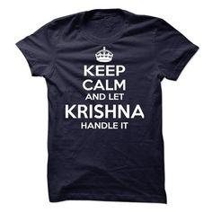 Krishna - #tshirt cutting #tshirt skirt. BUY TODAY AND SAVE => https://www.sunfrog.com/Names/Krishna-59745541-Guys.html?68278