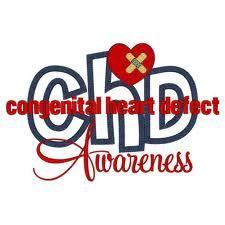 CHD Awareness! <3