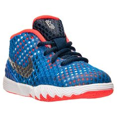 Boys' Toddler Nike Kyrie 1 Basketball Shoes - 717223 401 | Finish Line