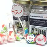 Lollipops, The Rock, Sticks, Sweets, Business, Products, Tootsie Pops, Good Stocking Stuffers, Candy