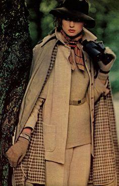Vogue 1974 David Crystal