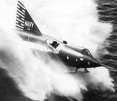 Convair F2Y (F-7A) Sea Dart, 1953