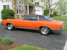 My Dream Car, Dream Cars, 70s Cars, Chevrolet Monte Carlo, Home Team, American Muscle Cars, Luxury Cars, Cool Cars, Dream Garage
