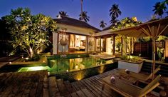 Anantara Phuket Villas: All of the resort's 83 villas have private pools.