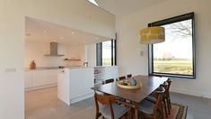 Stunning barn conversion at Bressingham by award-winning Nest Development   East Anglian Daily Times Modern Agriculture, Tree Lined Driveway, Steel Barns, Luxury Modern Homes, Agricultural Buildings, Modern Barn, Eco Friendly House, Grand Designs, Home Pictures