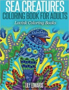 Amazon FASCINATING Animal Patterns Coloring Book For Adults Lovink Coloring Books