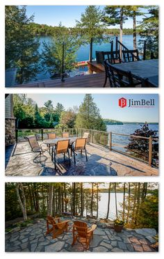 """Are you considering the purchase of a waterfront property? Since travel outside of Canada may be challenging for a while, we are hearing from families who would like to design a new cottage, waterfront home, or major renovation to an existing cottage. If you in the market for waterfront property, we hope you will find our article helpful -- """"Considerations when Choosing a Property for your Cottage or Waterfront Home"""". Waterfront Property, Commercial Architecture, Consideration, Custom Homes, Cottages, Ontario, Architecture Design, Families, Relax"""