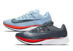 """1cca9d20cbd4  sneakers  news Nike Zoom Fly Is Now Available In """"Blue Fox"""" And"""