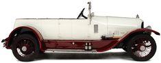 1919 SPYKER C1 13-30-HP TORPEDO TOURING
