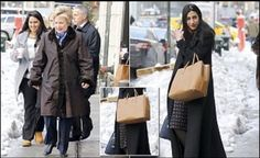 Woman of the People: Hillary Gets $1200 Haircut, Seen With $2500 Handbag in NYC  Cristina Laila Mar 18th, 2017
