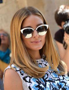 Trend Alert: Os óculos de sol que farão sucesso neste verão - Olivia Palermo | Preadly