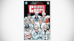 KFC: The Colonel Corps by DC Comics