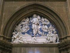 File:Sagrestia dei canonici, resurrezione di luca della robbia.JPG