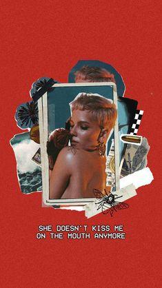 lockscreens — Strangers // Halsey ft Lauren Jauregui • like...