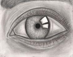 Graphite pencil eye drawing by Pen-Tacular-Artist on DeviantArt