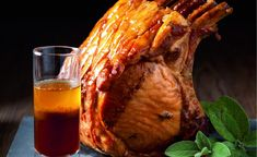Pork squared roasted with honey- Recipe of pork loin roasted with honey - Cubed Pork Recipes, Mexican Pork Recipes, Pork Tenderloin Recipes, Pork Loin, Honey Recipes, 20 Min, Roast, Turkey, Masters
