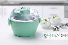 Who wouldn't want some ice cream in a such hot day? Make some yummy ice cream, frozen yoghurt or sorbets at home, in 20-30 minutes with Bestron's ice cream maker! Moreover, Postrader not only considers your health but your wallet too; you may get your own Bestron ice cream maker for as low as EUR 33.19! https://postrader.ee/src-ip/weekly-promotion