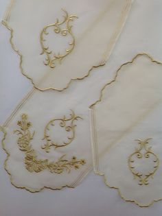 Embroidery Handicraft, Embroidery Stitches, Design Elements, Gold Necklace, Bridal, Creative, Sarees, Dubai, Ottoman