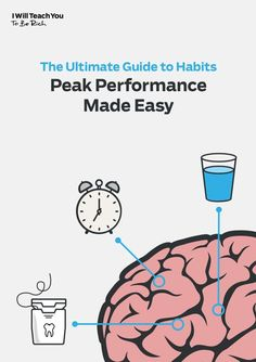 """Download the free PDF: """"The Ultimate Guide to Habits – Peak Performance Made Easy"""""""