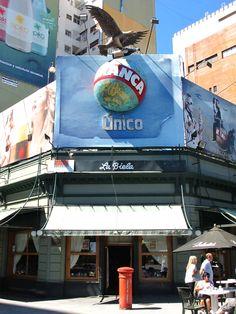 Bar La Biela, Buenos Aires, Argentina