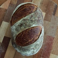 Home made bread with sourdough
