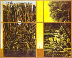 Max Ernst Best Work   Painting for Young People. 1943. Oil on canvas. 60 x 75 cm. Private ...