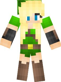girl link base - NovaSkin gallery - Minecraft Skins
