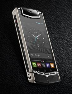 Vertu Ti Android mobile phone for a cool $10K!
