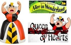 Disney QUEEN OF HEARTS $4.99 F/S Great Gift for the Mother in Law! :)