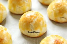 Melt-in-Your-Mouth Pineapple Tarts 黄梨酥