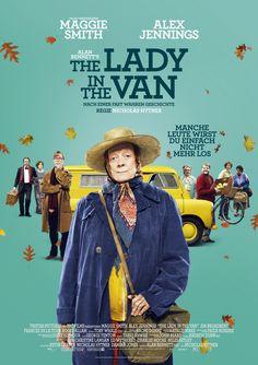The Lady in the Van (2015) - A Senhora da Van