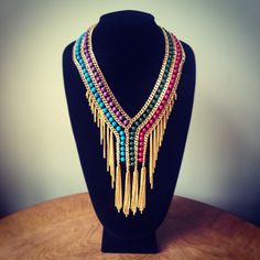 """Silvana"" necklace"
