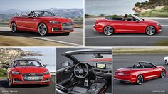 2018 Audi S5 Cabriolet: Images and Video
