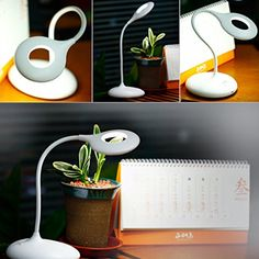 Led Study Children Table Lamp Adjustable Usb Power Desk Lamp Dimmable Reading Study Light Touch Switch For Children Bedroom Aromatic Flavor Lamps & Shades Desk Lamps