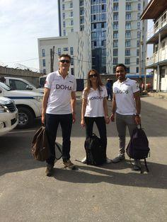 #KensingtonAV teams back in Lagos!