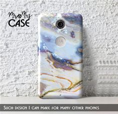 Delicate marble case for Moto G4-Motorola Droid Turbo by MrMrsCASE