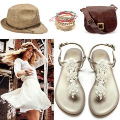 how to wear your Slinks interchangeable sandals