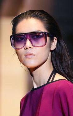Milan Fashion Week 2014 | Gucci Beauty at 2014 Spring Milan Fashion Week