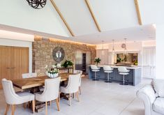 Beautiful Hertfordshire Home, In frame kitchen installation Traditional British Kitchens, Shaker Doors, Kitchen Showroom, Real Kitchen, Kitchen Installation, Small Rooms, Modern Classic, Contemporary Design, Home And Family